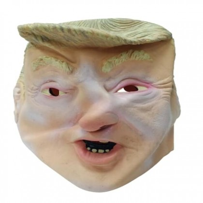 DTP Costume Cosplay Party Trump Mask