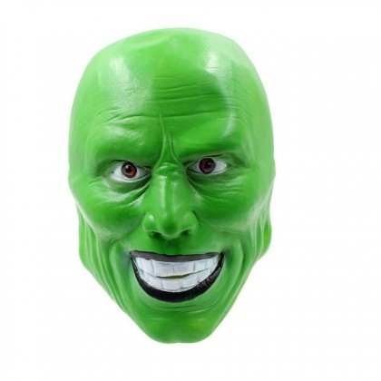 DTP Costume Cosplay Party The Mask Green