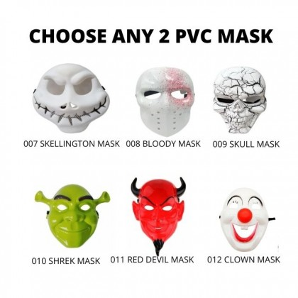 Halloween Costume Cosplay Party Pennywise Mask