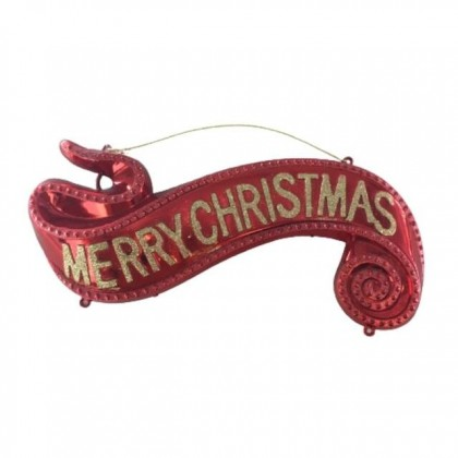 Christmas Wreath Package: Red Classic 40CM 120T X'Mas Wreath