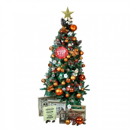 X'mas Hat Wall Deco As Christmas Gift Ornament Decorations