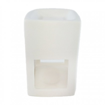 Classic Aromatherapy Scent White Oil Candle Holder