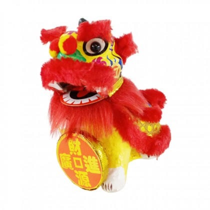 Chinese New Year CNY Lion Dance Home Deco