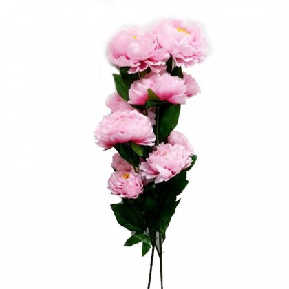 Chinese New Year CNY Peony Flower Deco