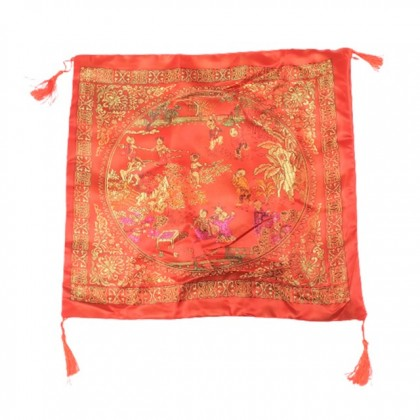 Chinese New Year CNY Pillow Case Classic Red Wedding Deco