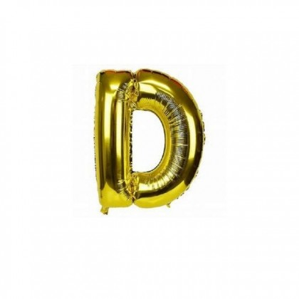 16inch Alphabet Foil Balloon A to Z Balloon for Wedding Happy Birthday Party Decoration GOLD