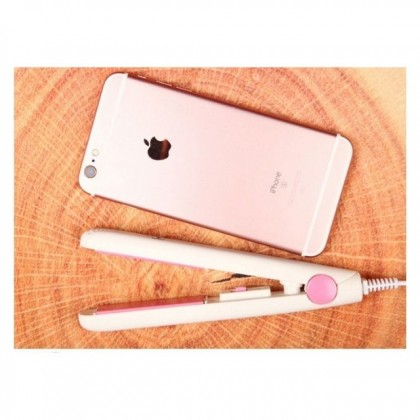JOURNEY Electronic Mini Hair Straightener For Travel Outing Styling Tools Home Travel 迷你直发器