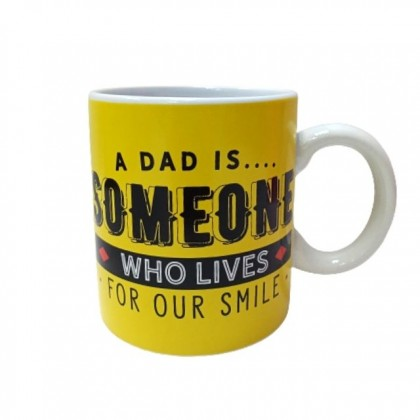Father's Day Mugs Ceramic Colorful Series