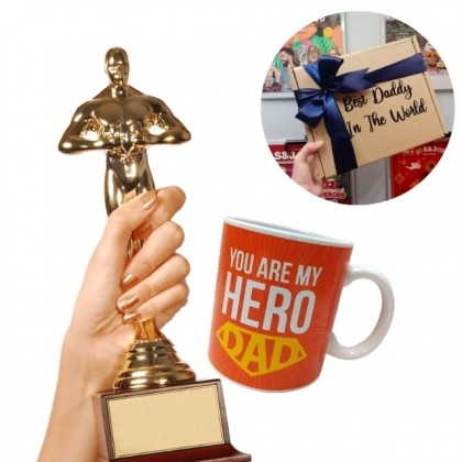 Father's Day Sale: My Dad Is The Best Award Gifts Box