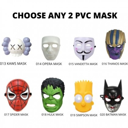 Halloween Costume Cosplay Party Thanos Mask