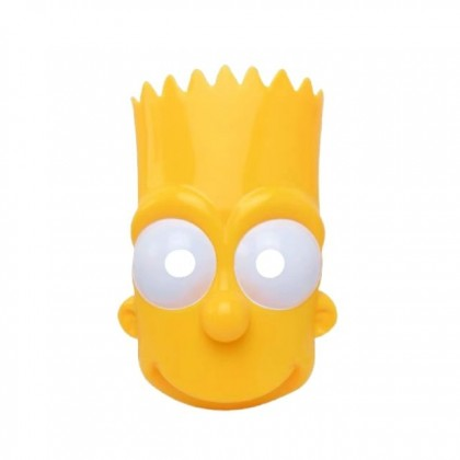 Halloween Costume Cosplay Party Simpson Mask