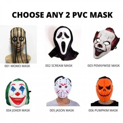 Halloween Costume Cosplay Party Spider Mask