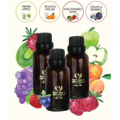 Naturalis Apothecary Essential Oil - Fruity Series (30ml)