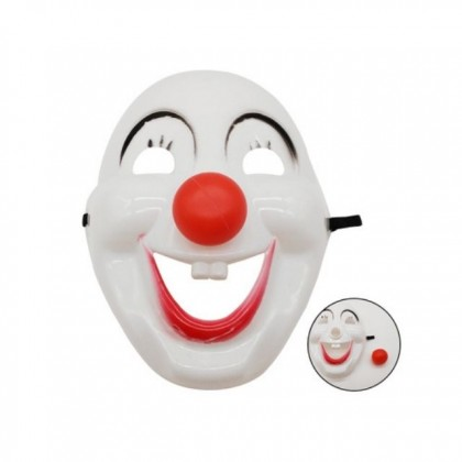 Cosplay Costume Scary Horror Creepy Movie Cartoon Character Mask (One Size Fits All)