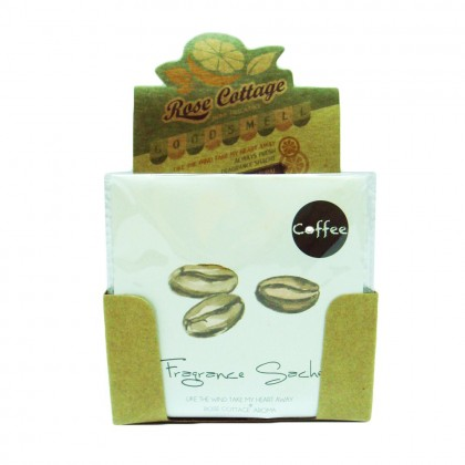 Coffee Aroma Pack Coffee Scent Car Scented Sachet Bag (1 Pc)