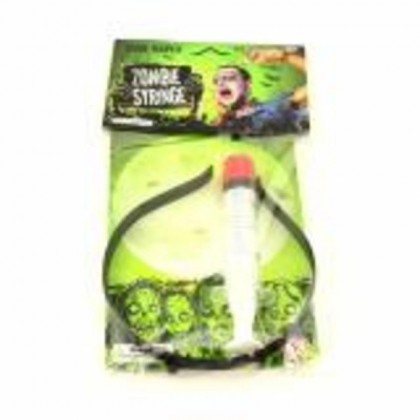 Stylish Halloween Decor Costume / Cosplay /Props Party Headband / Hairband Zombie Syringe In Head  toys for girls