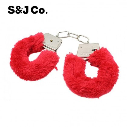 Christmas Halloween Cosplay Party Costume Furry Handcuffs Bachelor Bachelorette Games