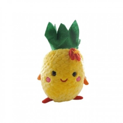 Chinese New Year CNY Plush Toy Small Cute Pineapple Fruit (13cm)