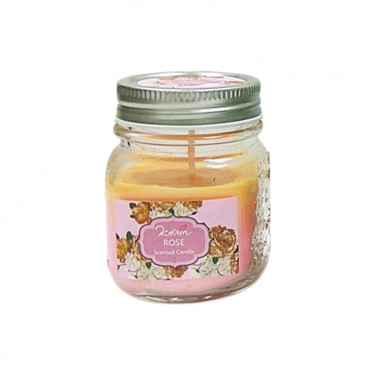 Classic Scented Jar Candles (1 Bottle)