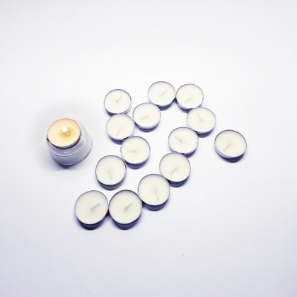 Naturalis Apothecary Tealight Candles 10PCS