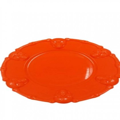 Halloween Party Useful Big Size Plastic Tray